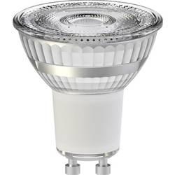 LED žárovka LightMe LM85110 230 V, GU10, 5 W = 52 W, studená bílá, A+ (A++ - E), reflektor, 1 ks