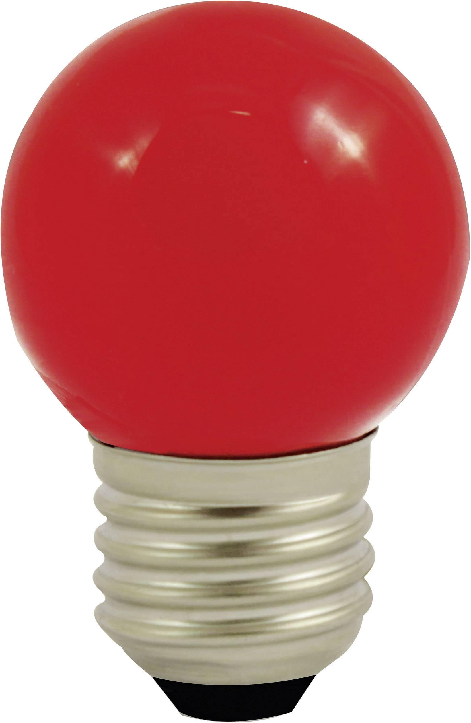LED žiarovka LightMe LM85254 230 V, 1 W, červená, n/a, 1 ks