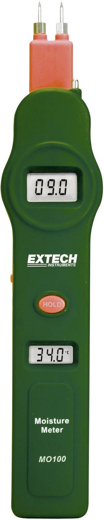 Měřič vlhkosti stavebních materiálů Extech MO100, 0 - 100 Digit