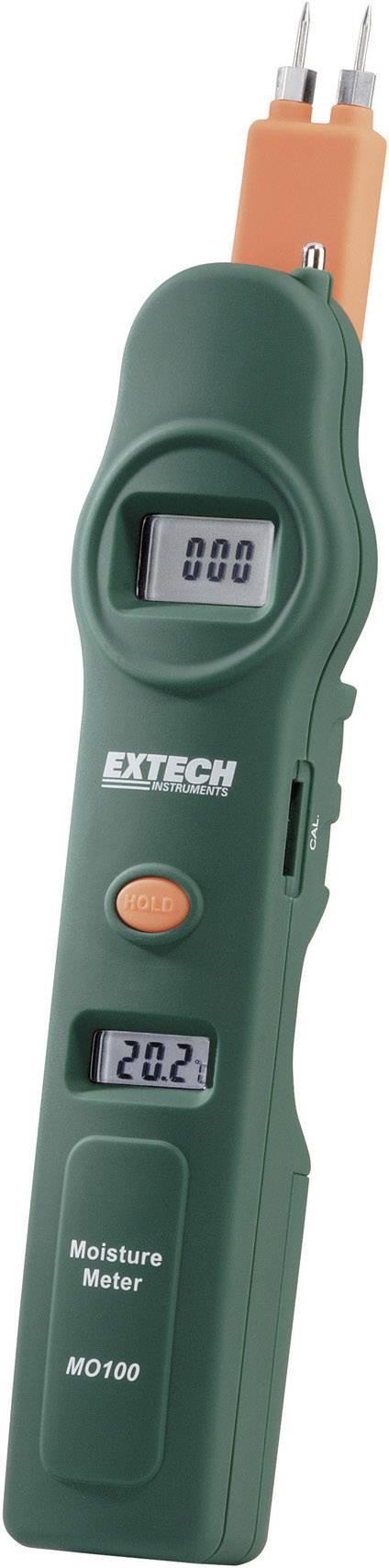 Merač vlhkosti stavieb a dreva Extech MO100