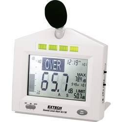 Hlukoměr s monitorem Extech SL -130, kalibrováno dle ISO