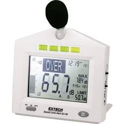 Hlukoměr s monitorem Extech SL130W, 31,5 - 8000 Hz