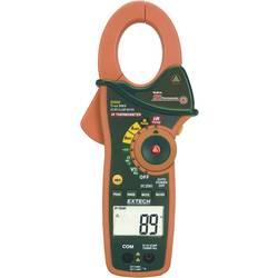 Digitálne/y prúdové kliešte, ručný multimeter Extech EX830 EX830, IR teplomer