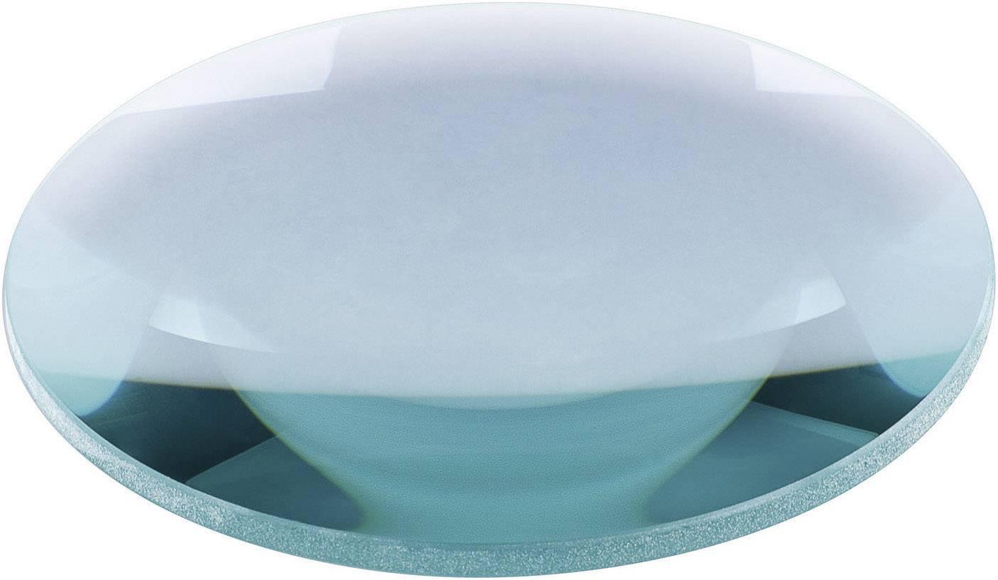 Náhradná sklenená šošovka pre LED lupu TOOLCRAFT 1526045, 5 dioptrií, Ø lupy: 125 mm