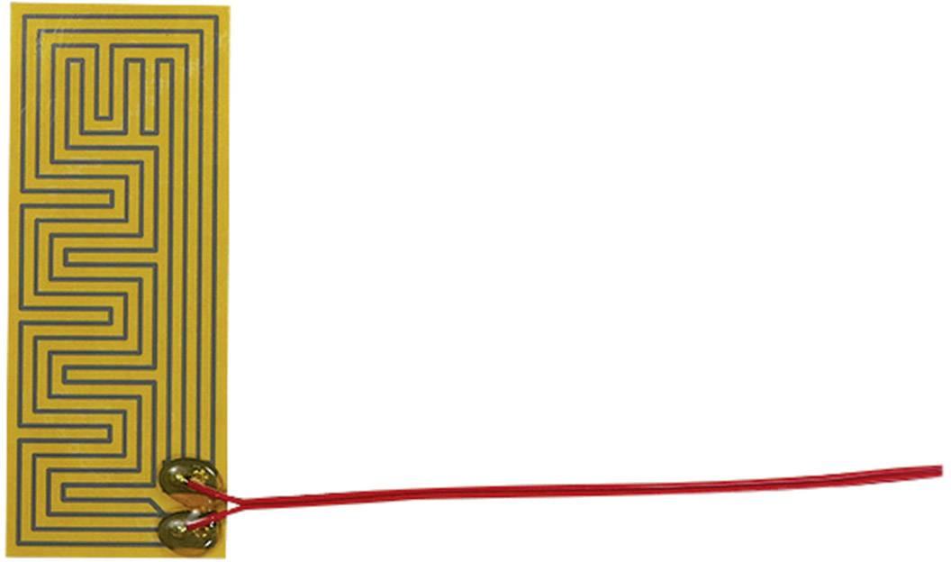 Tepelná fólie samolepicí Thermo 12 V/DC, 12 V/AC, 15 W, krytí IPX4, (d x š) 150 mm x 60 mm