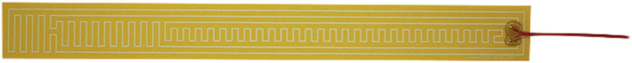 Tepelná fólie samolepicí Thermo 12 V/DC, 12 V/AC, 17 W, krytí IPX4, (d x š) 610 mm x 65 mm