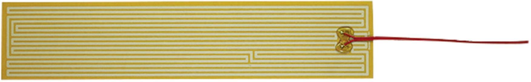 Tepelná fólie samolepicí Thermo 12 V/DC, 12 V/AC, 8 W, krytí IPX4, (d x š) 400 mm x 85 mm
