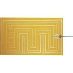 Tepelná fólie samolepicí Thermo 12 V/DC, 12 V/AC, 25 W, krytí IPX4, (d x š) 500 mm x 300 mm