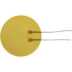 Tepelná fólie samolepicí Thermo 12 V/DC, 12 V/AC, 15 W, krytí IPX4, (Ø) 160 mm