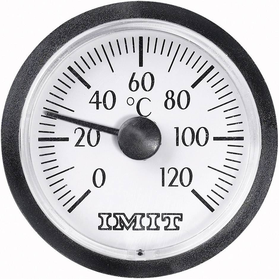 Malý teplomer s integrovanou kapilárou IMIT, 0 až 120 °C