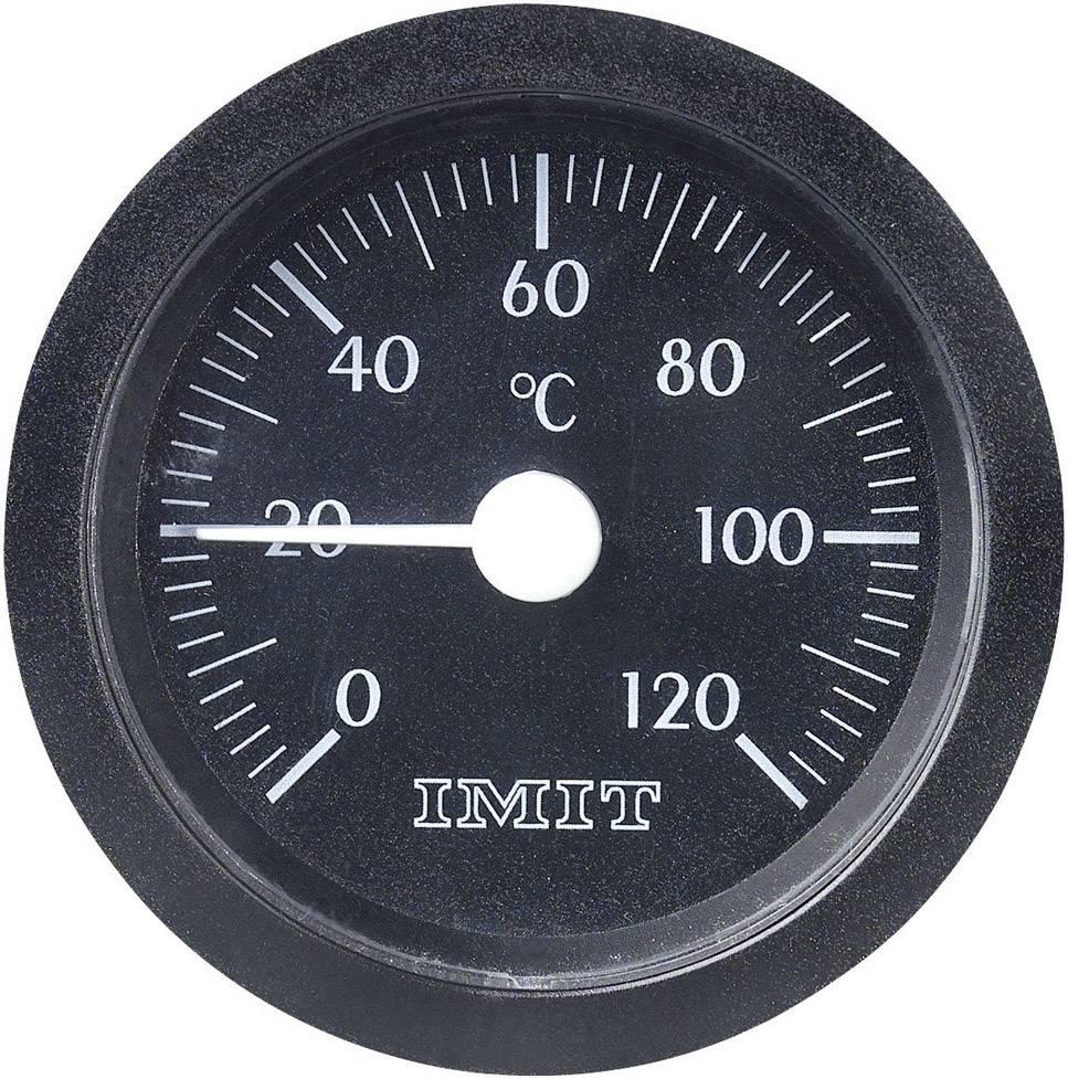 Veľký teplomer s integrovanou kapilárou IMIT, 0 až 120 °C