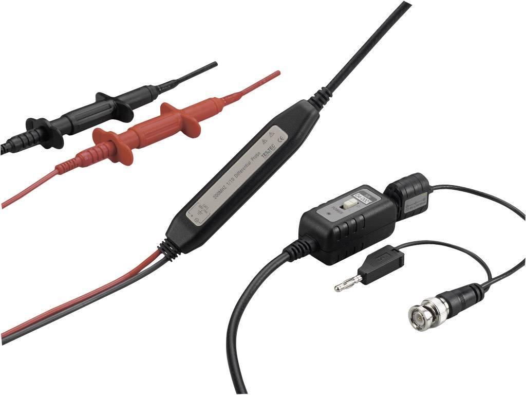 Diferenciální sonda Testec TT-SI 50, 50 MHz, 700 V