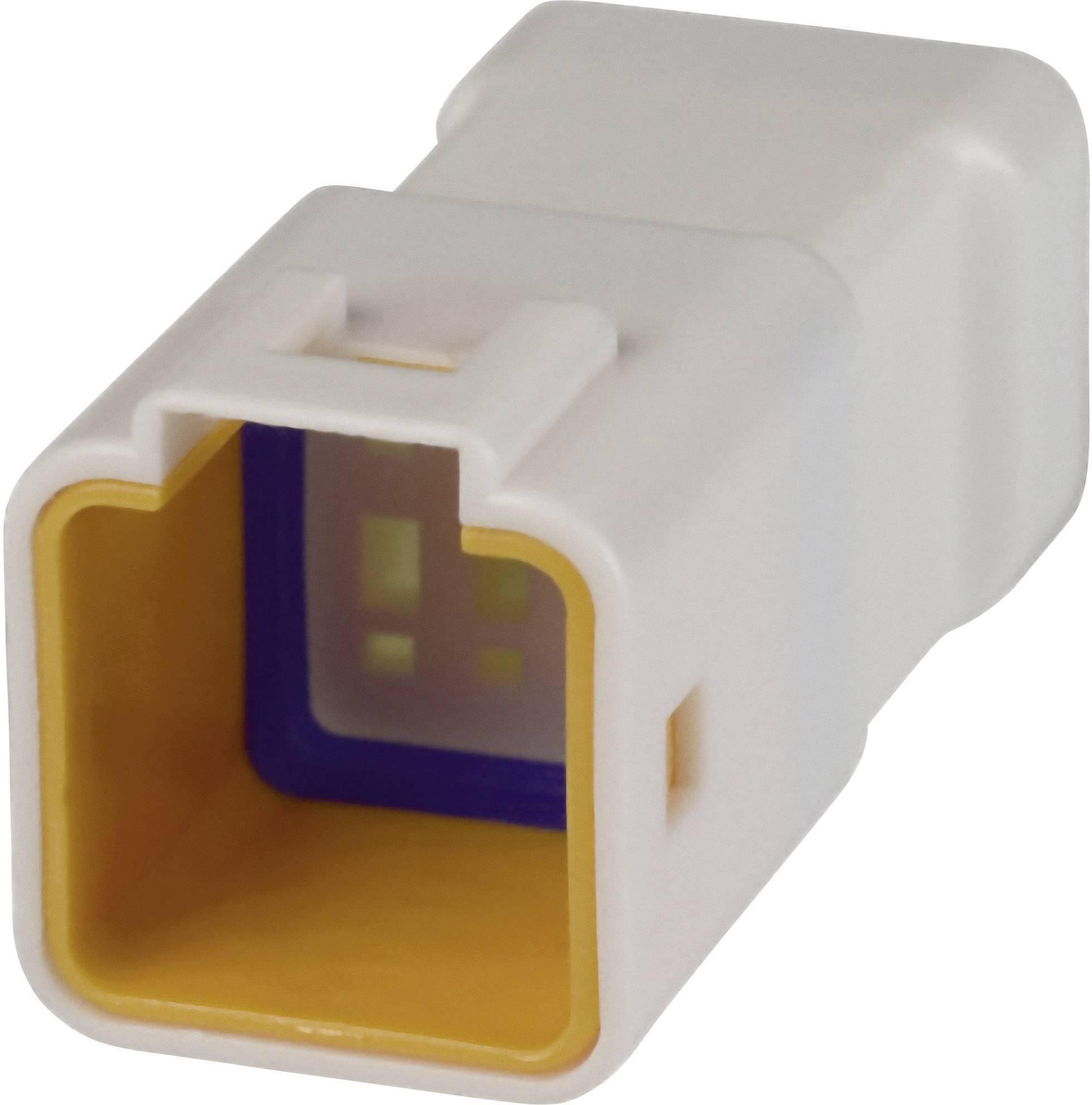 Zásuvkový konektor na kabel JST 08T-JWPF-VSLE-D 08T-JWPF-VSLE-D, 11 mm, pólů 8, 1 ks