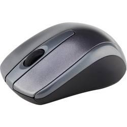 Bezdrátová optická myš Renkforce SM-305AG, šedá