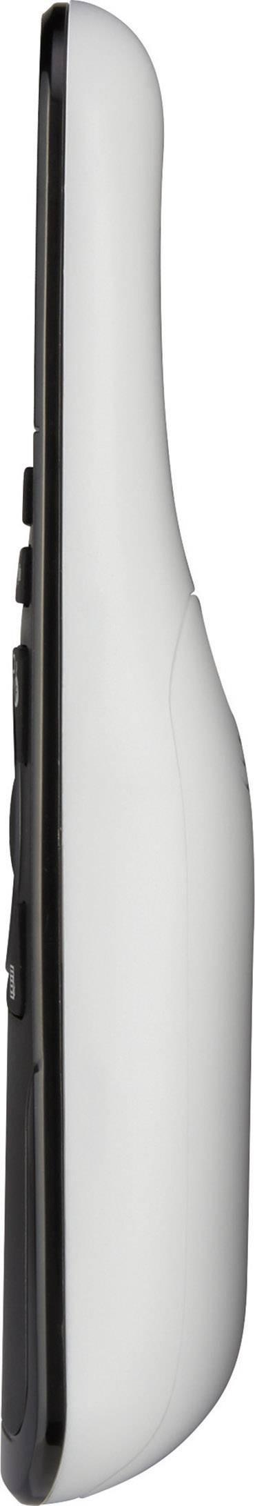 Bezdrátový prezentér s touchpadem Renkforce ZW-52007 RF-3652101, černá