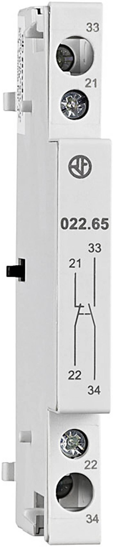 Pomocný spínač Finder 022.65 022.65, 6 A, 1 ks