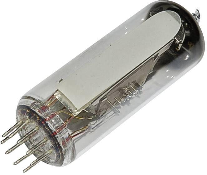 Elektronka EM 84 = 6FG6 Typ patice Noval Popis: Ukazatel naladění