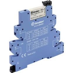 Relé - prevodník rozhrania Finder 39.11.0.024.5060, 24 V/DC, 24 V/AC, 6 A, 1 prepínací, 1 ks