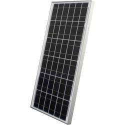 Monokryštalický solárny panel Sunset AS 50 C, 2750 mA, 50 Wp, 12 V