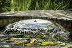 Čerpadlo k fontáně, nerezová ocel, 120 W