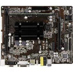 Základní deska s procesorem Renkforce Intel J1900, DDR3 4 GB, 4x 2,0 GHz, Micro-ATX