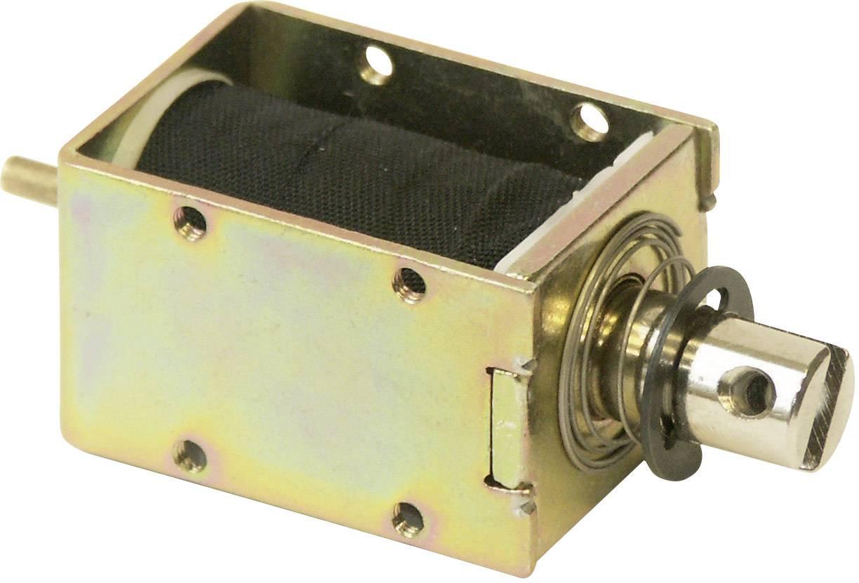 Zdvihací magnet tlačný Intertec ITS-LS-1614-D-12VDC ITS-LS-1614-D-12VDC, 0.2 N/mm, 6.6 N/mm, 12 V/DC, 2 W