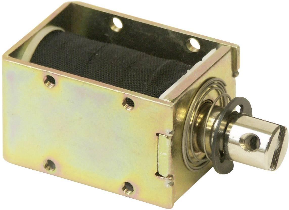 Zdvihací magnet ťažné Intertec ITS-LS-1614-Z-12VDC ITS-LS-1614-Z-12VDC, 0.2 N/mm, 6.6 N/mm, 12 V/DC, 2 W