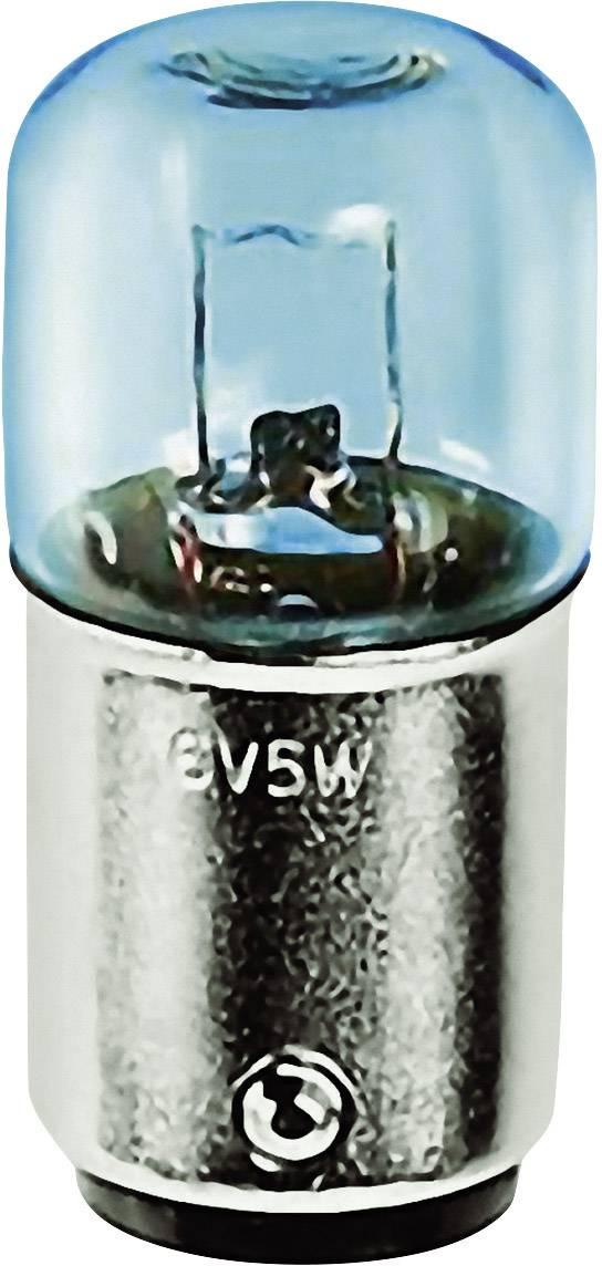 Žiarovka Barthelme 00141305, 110 V, 130 V, 5 W, číra, 1 ks