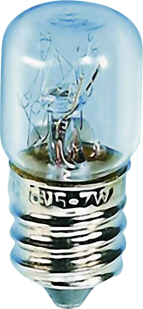 Žiarovka Barthelme 00132402, 24 V, 2 W, číra, 1 ks