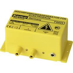 Vysokonapěťový generátor pro elektrické ohradníky Kemo, FG025