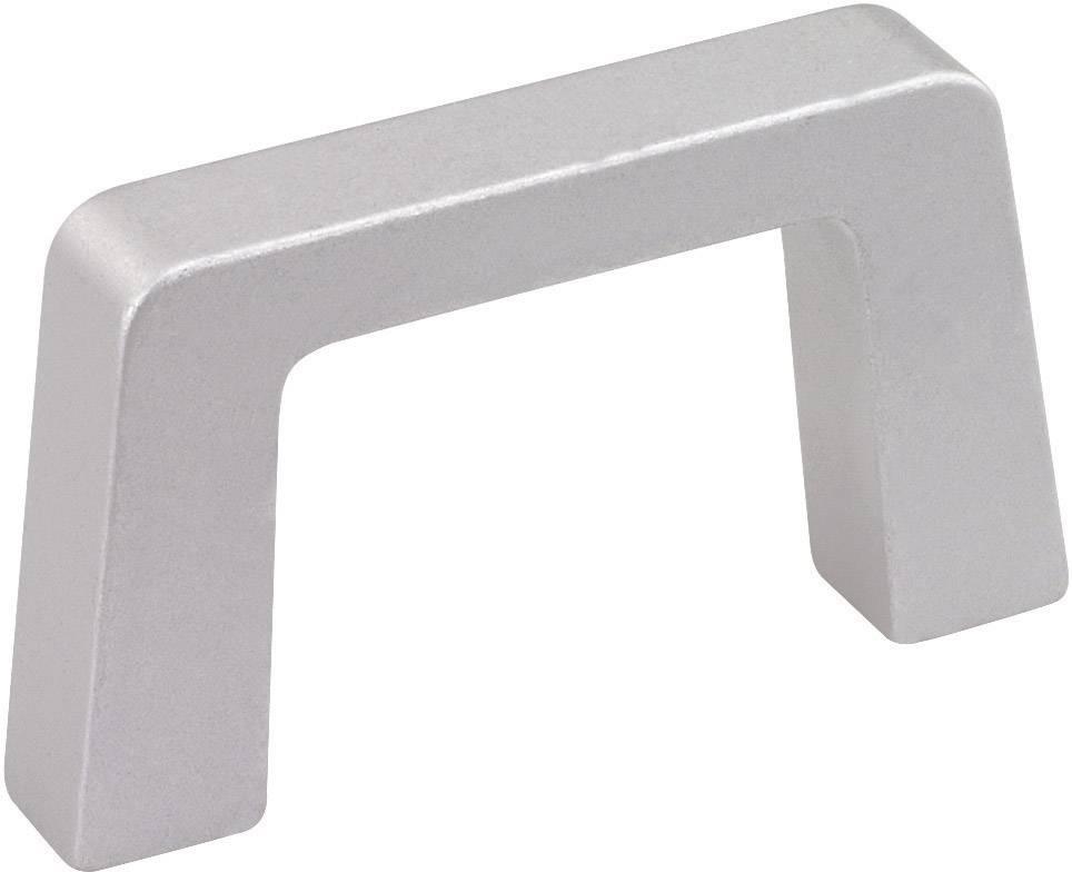 Rukoväť Mentor 268.03, (d x š x v) 146.5 x 12.2 x 40 mm, hliník, 1 ks