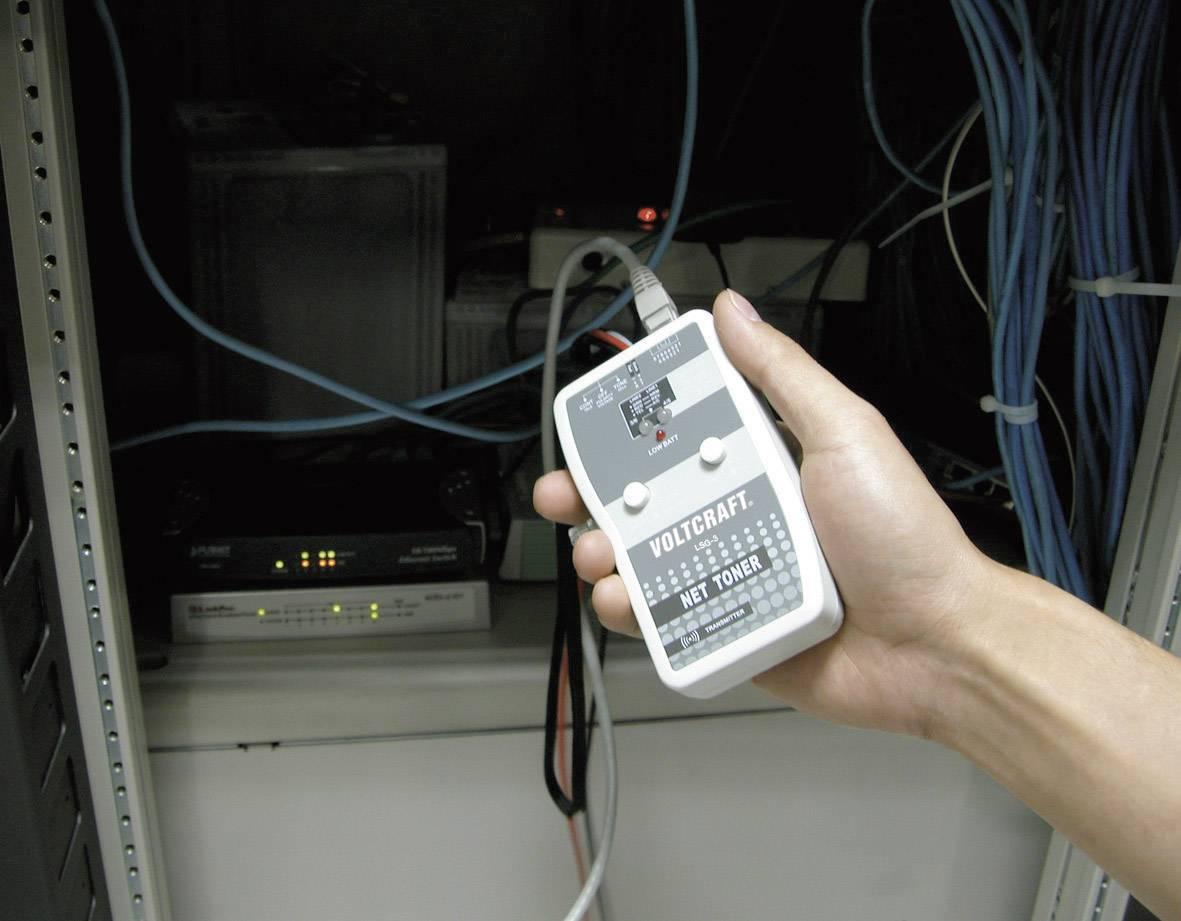 Detektor kábla Voltcraft LSG-3