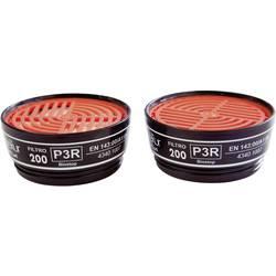 Částicový filtr 200 P3R D EKASTU Sekur 422 395 Třída filtrace/Ochranné stupně: P3R D , 8 ks