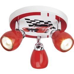 Dekoračné osvetlenie Brilliant Racing G56134/71, GU10, 50 W, halogénová žiarovka, farebná