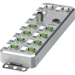 Rozšiřující modul pro PLC Phoenix Contact AXL E EIP DI8 DO8 M12 6M 2701487, 1 ks