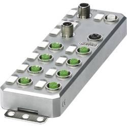 PLC rozširujúci modul Phoenix Contact AXL E EC DI8 DO8 M12 6M 2701525, 24 V/DC