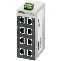 Průmyslový ethernetový switch Phoenix Contact, FL SWITCH SFN 8TX-NF, 10 / 100 Mbit/s