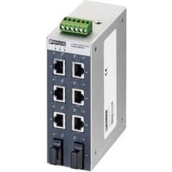 Průmyslový ethernetový switch Phoenix Contact, FL SWITCH SFNT 6TX/2FX, 10 / 100 Mbit/s