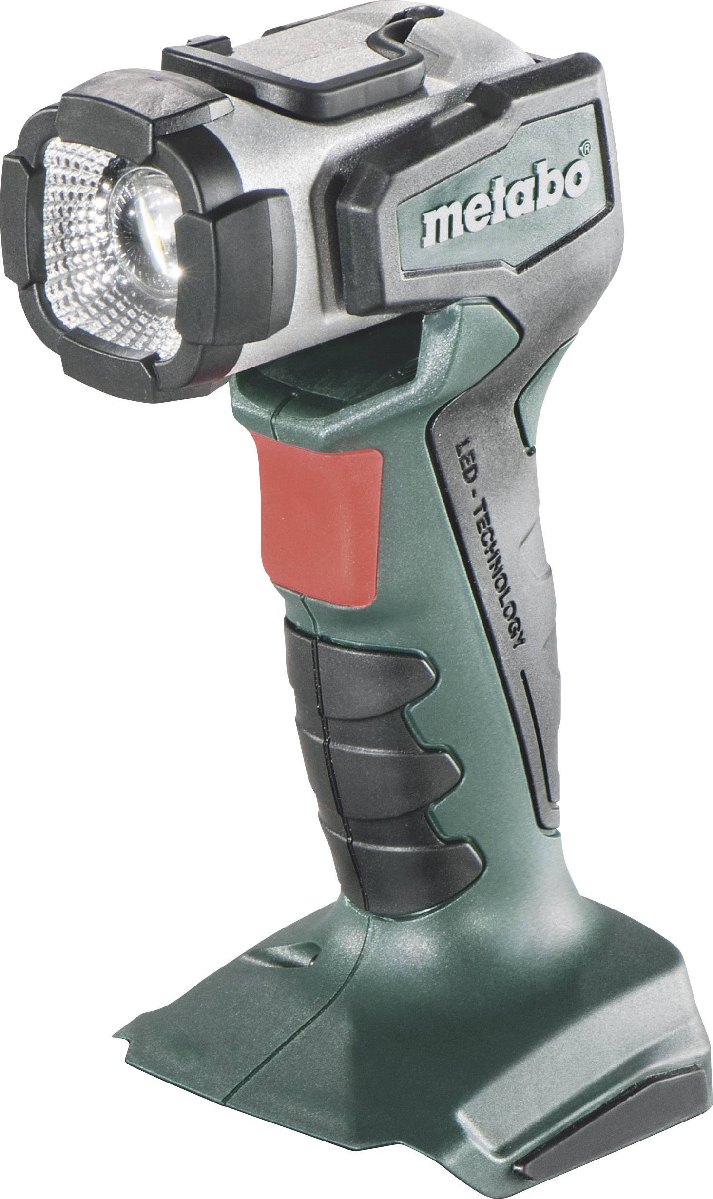 Ruční akumulátorová svítilna Metabo 600368000, denní světlo