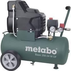 Piestový kompresor Metabo Basic 250-24 W OF 601532000, objem tlak. nádoby 24 l