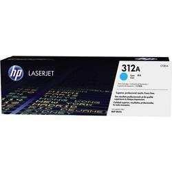HP toner 312A CF381A originál azurová 2700 Seiten