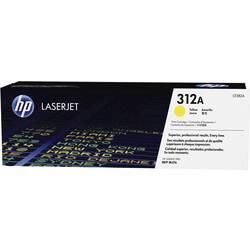 HP toner 312A CF382A originál žlutá 2700 Seiten