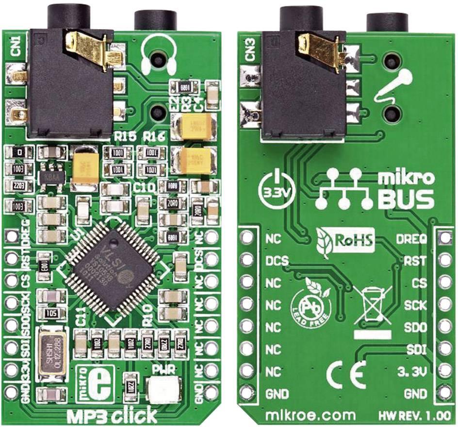 Vývojová doska MikroElektronika MIKROE-946
