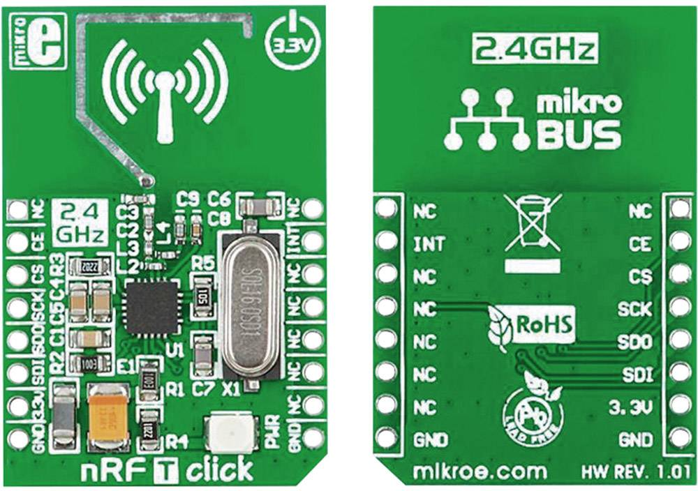 Rozširujúca doska MikroElektronika MIKROE-1305