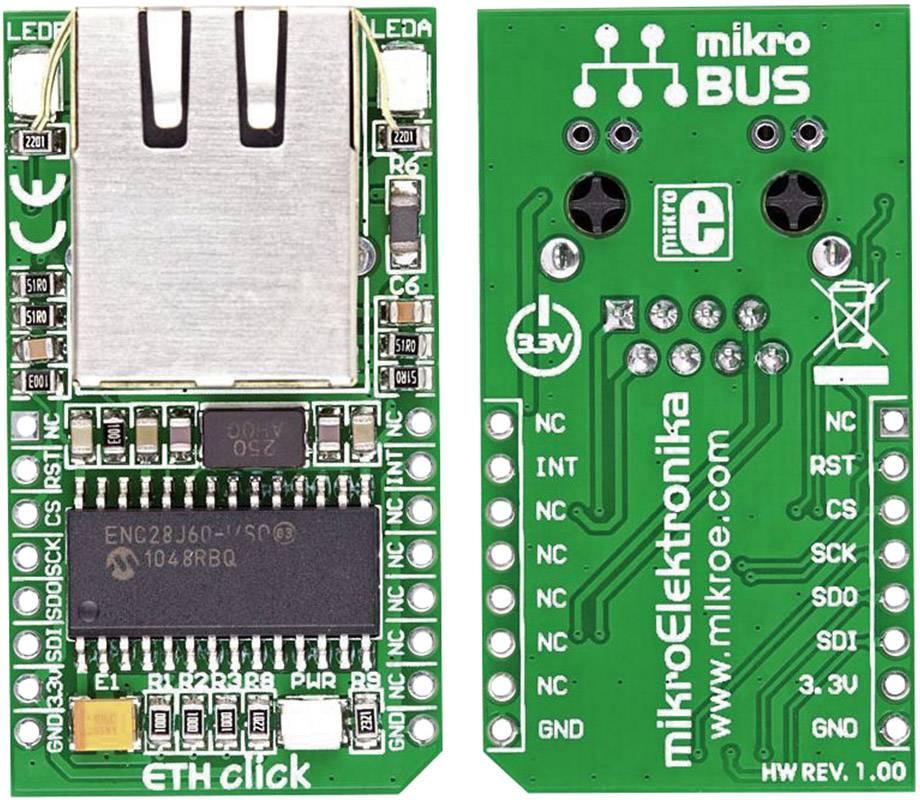 Vývojová deska MikroElektronika MIKROE-971