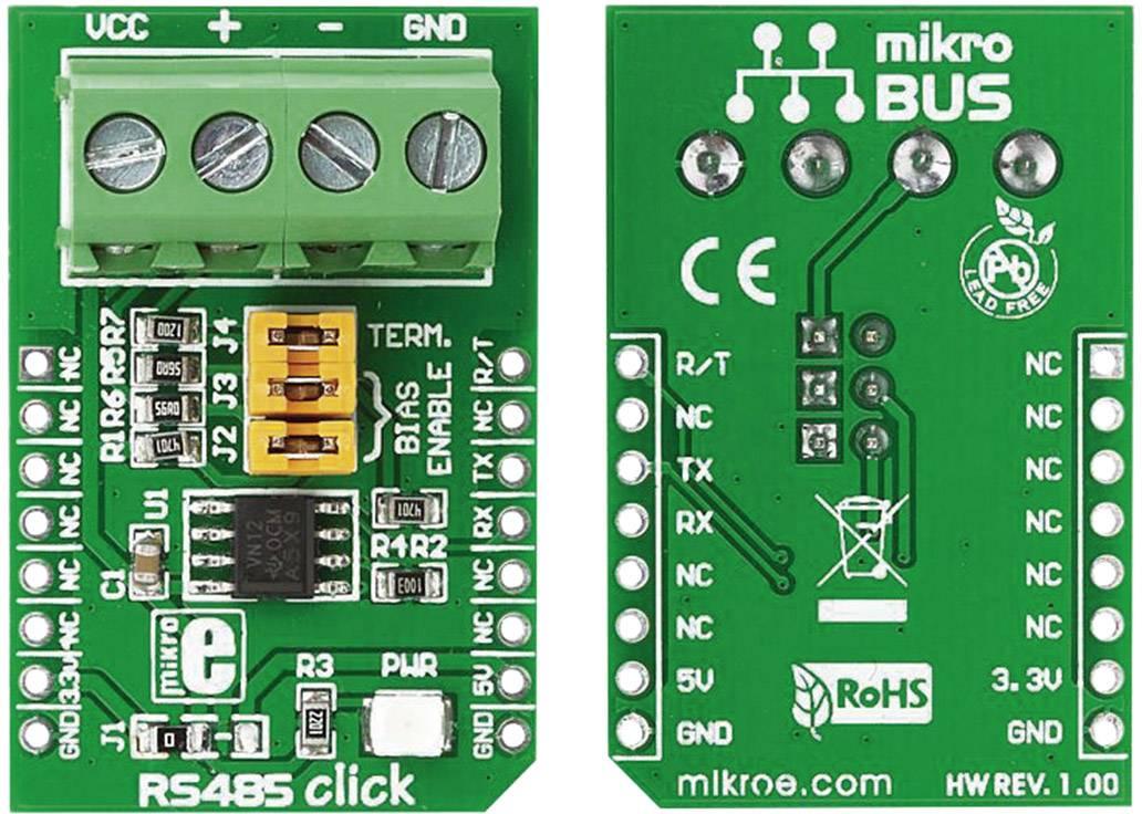 Vývojová doska MikroElektronika MIKROE-989