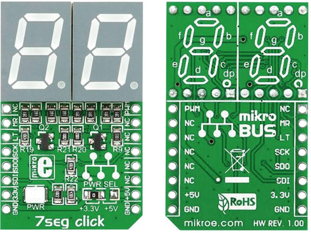 Vývojová doska MikroElektronika MIKROE-1201