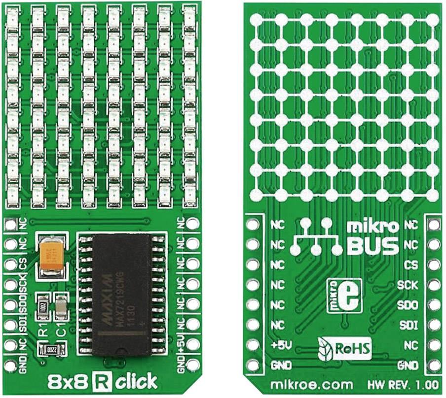 Rozšiřující deska MikroElektronika MIKROE-1295