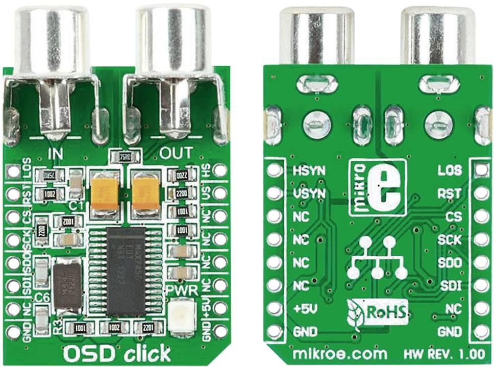 Rozšiřující deska MikroElektronika MIKROE-1366