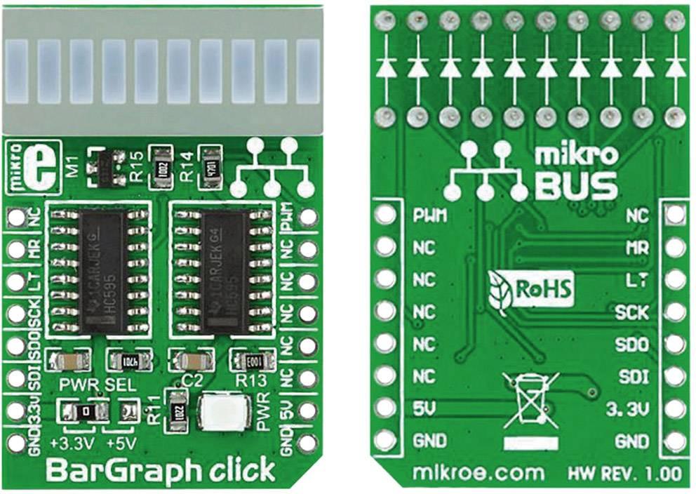 Rozširujúca doska MikroElektronika MIKROE-1423